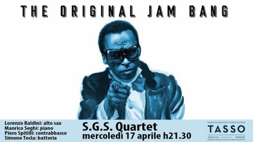 JAZZ Jam Bang: SGS Quartet