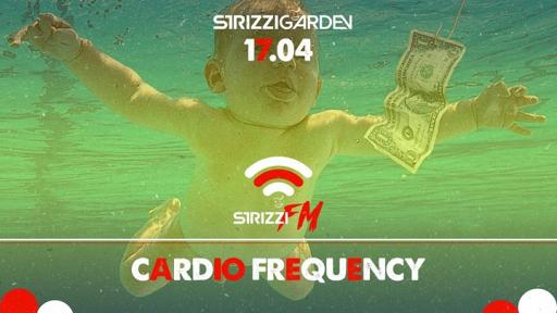 Strizzi Fm ◔ 17.04 ◔ Cardio Frequency