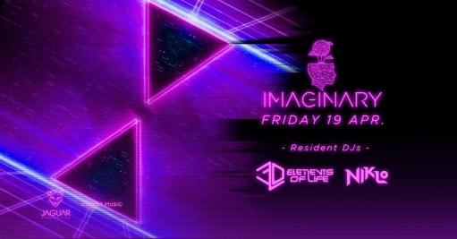 Imaginary - Friday 19 April
