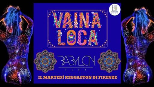 Vaina Loca • Babylon Club