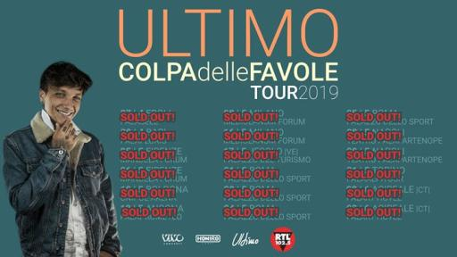 Last in concert in Florence * sold out *