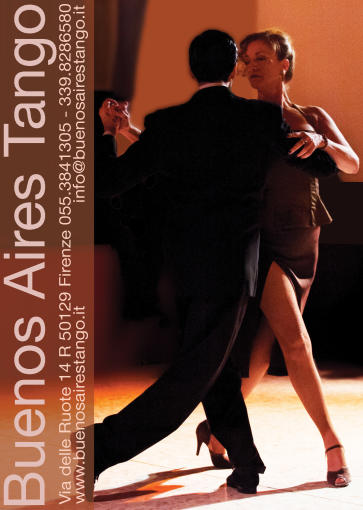 Argentine Tango courses with Graciela Rostom