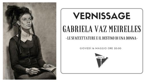 Aperitifs Of Art - Vernissage Gabriela Vaz Meirelles