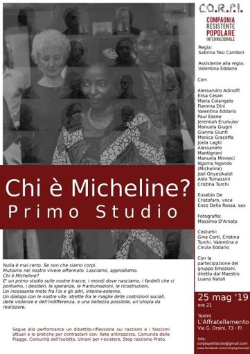 Who is Micheline? (First study)