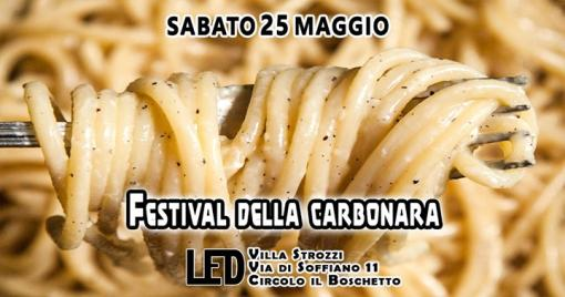 Festival of Carbonara + Wine EVERYTHING unlimited