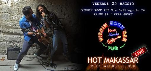 Hard Rock Acoustic Night With Hot Makassar Live!