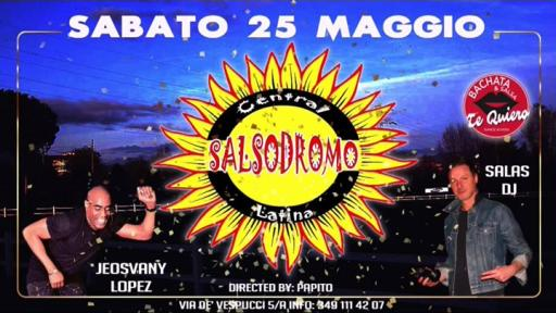 Salsodromo estate 2019 open party