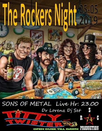 The Rockers Night