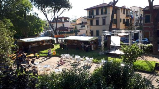 LA MONTAGNOLA opens: the new summer area of the Florentine Summer