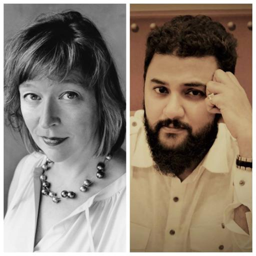 Reading with poets Jennifer Grotz and Sonnet Mondal