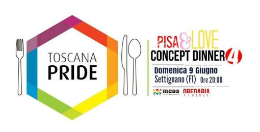 Supper in support of the Toscana Pride - IREOS and Ore D'Aria
