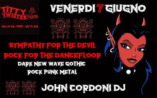 Sympathy for the Devil - John Cordoni DJ set