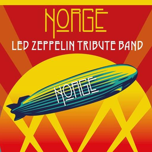 Norge Led Zeppelin Tribute band at the Medici Festival