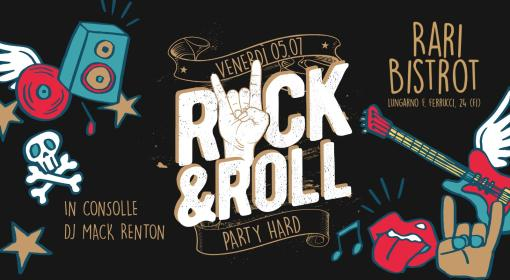 Rock'n'roll Party Hard!! Free entry!