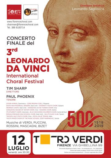 Vinci International Choral Festival,