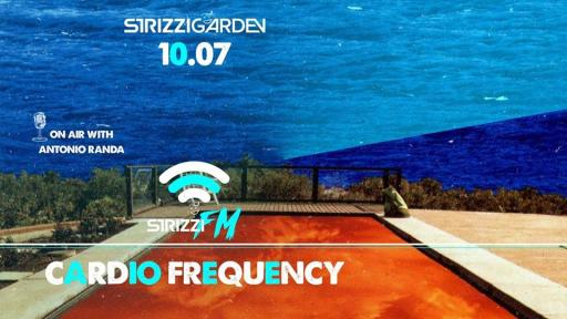 Strizzi Fm ◔ 10.07 ◔ Cardio Frequency