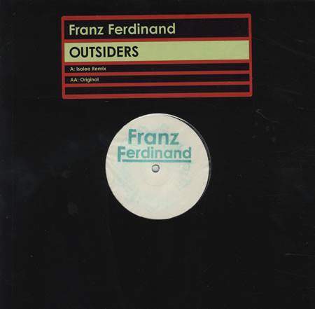 We're Still Outsiders :: Franz Ferdinand afterparty!