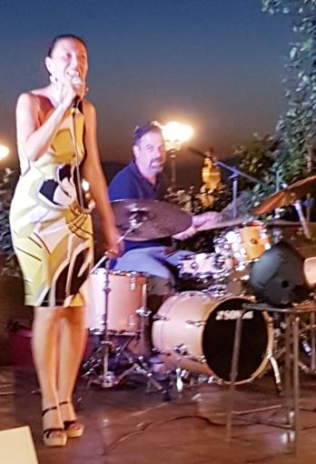 Flower at the Piazzale, a month in jazz