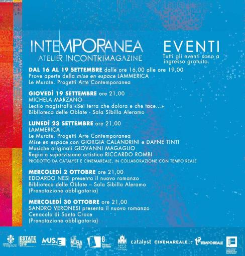 """Intemporanea Festival"""