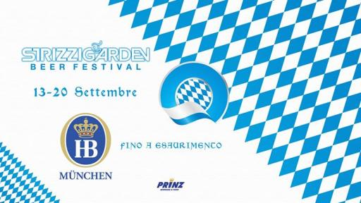 Beer Festival - 13.20 September - Strizzi Garden
