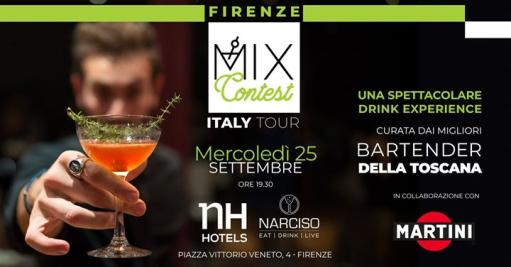 Mix Contest Italy Tour 2019