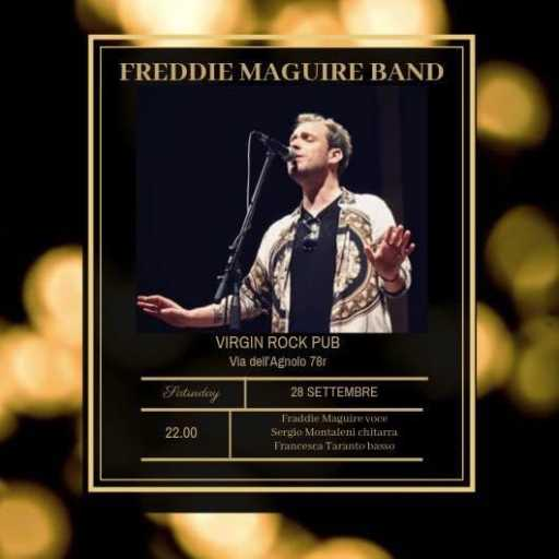 Freddie Maguire Live