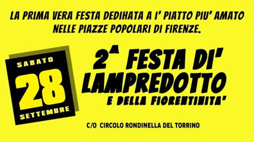 2nd Feast of Lampredotto of Florence