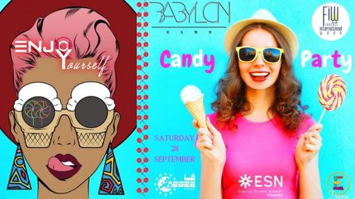 Enjoyourself • Candy Party