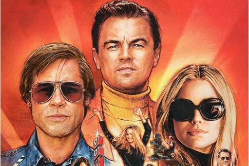 Once upon a time in Hollywood (original Italian version)