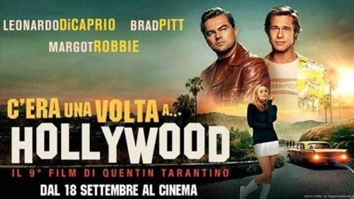 Cinema Delle Arti - Once upon a time in Hollywood