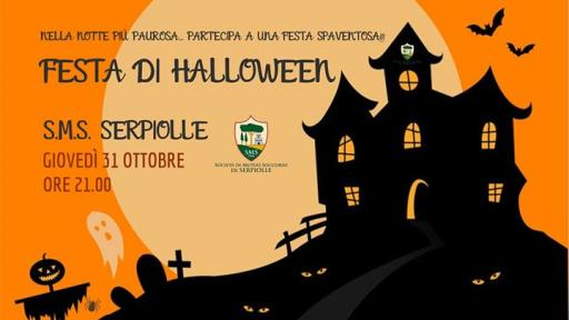 Halloween party in Serpiolle!