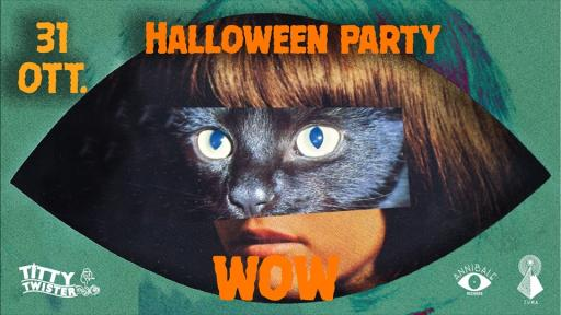 Hannibal Halloween Party // Live WOW (Rome)