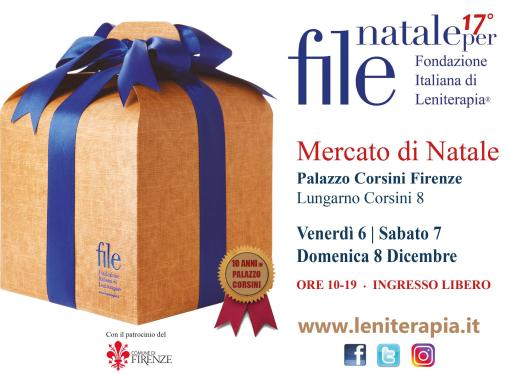 17th edition of the Christmas charity market NATALE PERFILE