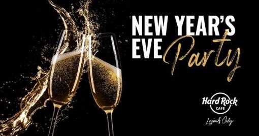 New Year's Eve/Capodanno ad Hard Rock Cafe