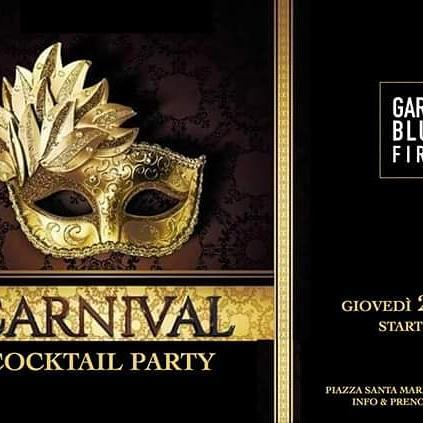 Exlusive Carneval Cocktail Party