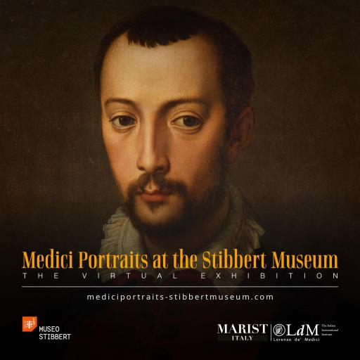 "virtual exhibition ""Medici Portraits at Stibbert Museum"""