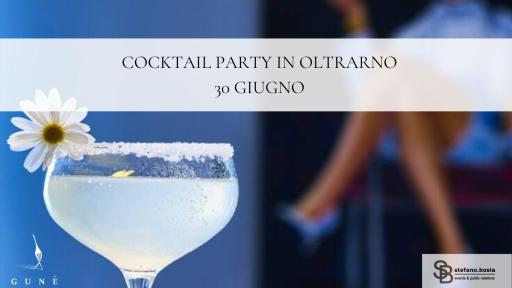 GUNE 'COCKTAIL PARTY