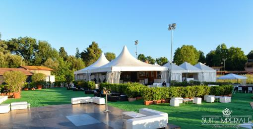 APERICENA - PIZZERIA - DISCO: AT THE CASCINE PARK