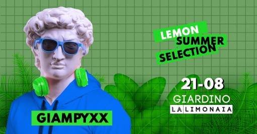 Lemon Summer Selection # 8 • Free Entry • La Limonaia