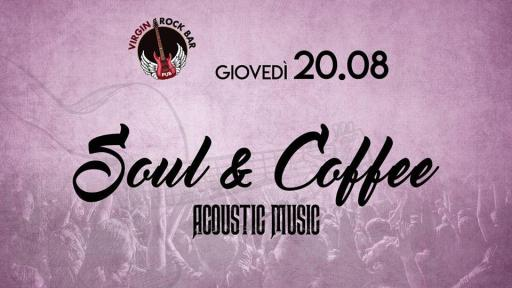 Soul & Coffee acoustic music - Live