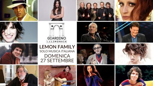 Lemon Family • Solo Musica Italiana