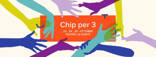"World premiere ""Chip for 3"" theater comedy zoom"