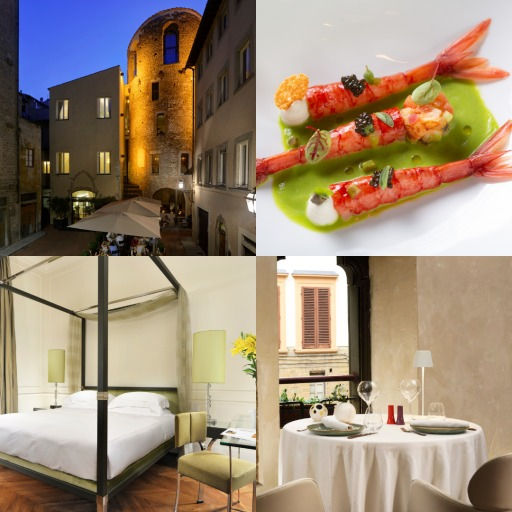 Book a lunch or dinner, we will give you one night in the hotel for free!