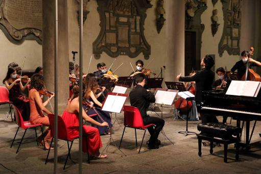 The Florentine festival kicks off in the name of Mozart
