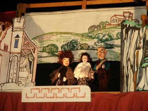 For adults and Puccini shows for children