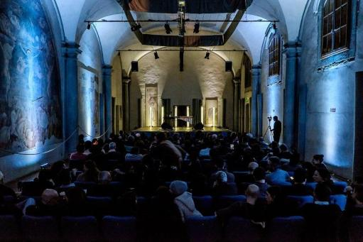 The Sound Network restarts from the Sala Vanni