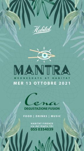 MANTRA Fusion Fancy Dinner